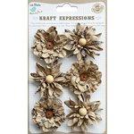 Little Birdie Crafts - Kraft Expressions Collection - Venice Petals