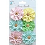 Little Birdie Crafts - Holiday Elements Collection - Spring - Paper Daisies
