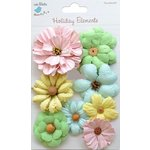 Little Birdie Crafts - Holiday Elements Collection - Spring - Symphony Flowers