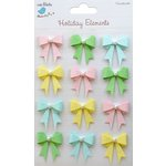 Little Birdie Crafts - Holiday Elements Collection - Spring - Pearl Bows