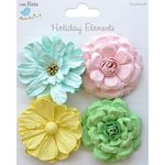 Little Birdie Crafts - Holiday Elements Collection - Spring - Camden Cottage