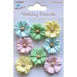 Little Birdie Crafts - Holiday Elements Collection - Spring - Kathmandu Petals