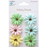 Little Birdie Crafts - Holiday Elements Collection - Spring - Prague Petals