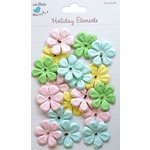 Little Birdie Crafts - Holiday Elements Collection - Spring - Petite Buttercups