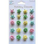 Little Birdie Crafts - Holiday Elements Collection - Spring - Rose Hill