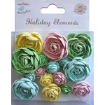 Little Birdie Crafts - Holiday Elements Collection - Spring - English Roses