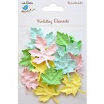Little Birdie Crafts - Holiday Elements Collection - Spring - Leaves