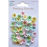 Little Birdie Crafts - Holiday Elements Collection - Spring - Paper Daisies - Micro