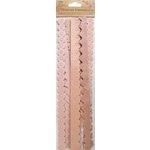 Little Birdie Crafts - Boutique Elements Collection - Paper Trims - Bisque
