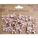 Little Birdie Crafts - Boutique Elements Collection - Pearl Petites - Bisque
