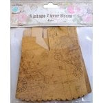 Little Birdie Crafts - Vintage Map Collection - Gift Box - Treat - Small