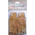 Little Birdie Crafts - Vintage Floral Collection - Gift Box - Petal - Small
