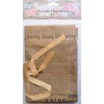 Little Birdie Crafts - Newsprint Collection - Gift Box - Goodie Bag - Large