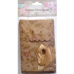 Little Birdie Crafts - Vintage Floral Collection - Gift Box - Goodie Bag - Medium