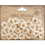 Little Birdie Crafts - Mix Media Collection - Canvas Petites - Natural