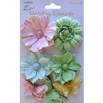 Little Birdie Crafts - Holiday Elements Collection - Spring - Asteria