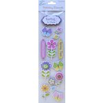 Little Birdie Crafts - Holiday Elements Collection - Spring - 3 Dimensional Printed Spring is Here