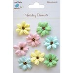 Little Birdie Crafts - Holiday Elements Collection - Spring - Sorrento Petals