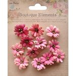 Little Birdie Crafts - Boutique Elements Collection - Petite Daisies - Strawberry Fields