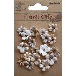 Little Birdie Crafts - Floral Cafe Collection - Printed Vienna Petals - Vintage