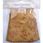 Little Birdie Crafts - Vintage Floral Collection - Gift Box - Treat - Large