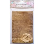 Little Birdie Crafts - Vintage Map Collection - Gift Box - Goodie Bag - Large