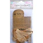Little Birdie Crafts - Newsprint Collection - Gift Box - Triangle - Medium