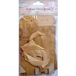 Little Birdie Crafts - Vintage Map Collection - Gift Box - Triangle - Medium