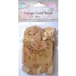 Little Birdie Crafts - Vintage Floral Collection - Gift Box - Triangle - Small