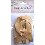 Little Birdie Crafts - Vintage Map Collection - Gift Box - Triangle - Small