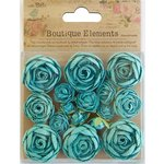 Little Birdie Crafts - Little Birdie - English Roses - Blue