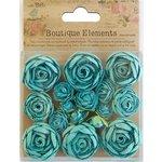 Little Birdie Crafts - Little Birdie - English Roses - Blue
