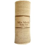 Little Birdie Crafts - Mix Media Collection - Burlap Fabric