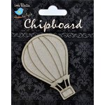 Little Birdie Crafts - Chipboard Pieces - Hot Air Balloon