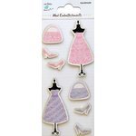 Little Birdie Crafts - Mini Embellishments - Fashion