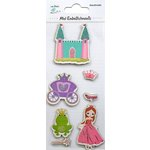 Little Birdie Crafts - Mini Embellishments - Princess