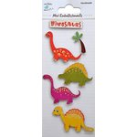 Little Birdie Crafts - Mini Embellishments - Dinosaurs