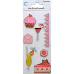 Little Birdie Crafts - Mini Embellishments - Party