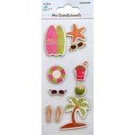 Little Birdie Crafts - Mini Embellishments - Beach