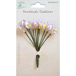 Little Birdie Crafts - Handmade Creation Collection - Calla Lily Flower - Purple