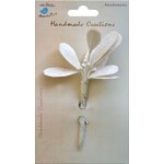 Little Birdie Crafts - Handmade Creation Collection - Mistletoe Stems - Cream