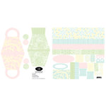 Luxe Designs Inc. - Cashmere Sweater Collection - Project and Tag Die Cuts, CLEARANCE