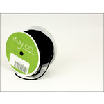 May Arts - Designer Ribbon - Velvet - Black - 50 Yards