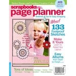 Better Homes and Gardens - Scrapbooks etc. Page Planner - Sketches and Tips for Easy Scrapping, CLEARANCE