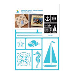 Momenta - Adhesive Stencils - Nautical