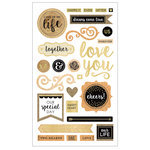 Momenta - Mixed Media Stickers - Wedding