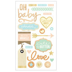 Momenta - Mixed Media Stickers - Baby