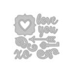 Momenta - Die Cutting Template - Romance