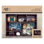 Art-C - Masonite Kits - Curio Box Kit