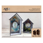 Art-C - Masonite Kits - Large House Box Kit